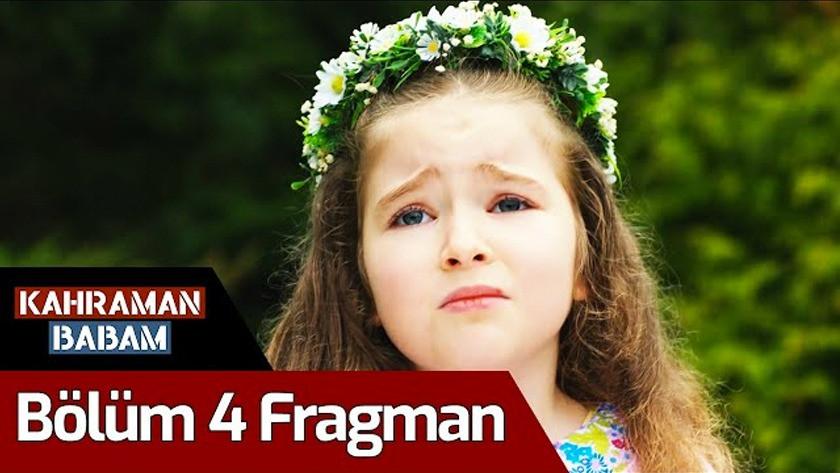 Kahraman Babam 4.Bölüm Fragmanı izle
