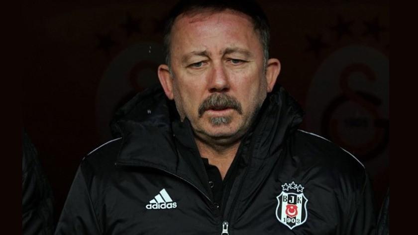 Sergen Yalçın, Beşiktaş'tan ayrılıyor! Rıdvan Dilmen sosyal medyadan açıkladı!