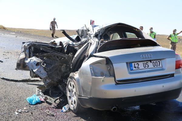Diyarbakır'da feci kaza! Kamyon ile otomobil çarpıştı - Sayfa 1