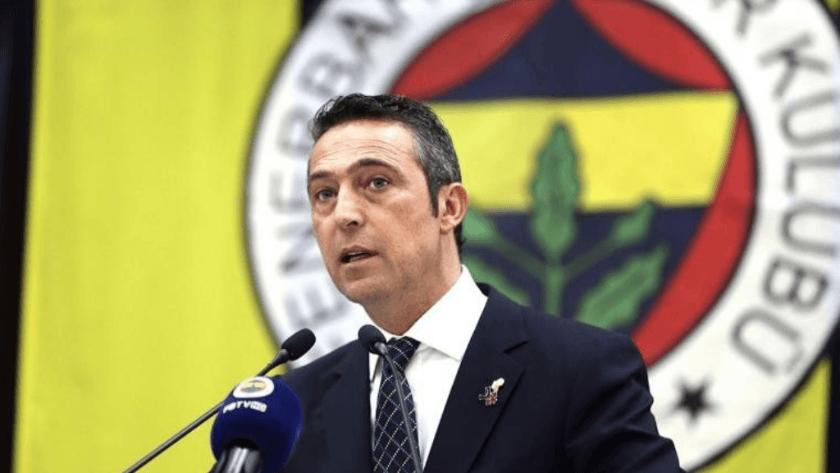 Fenerbahçe Başkanı Ali Koç: Teknik direktör konusunda sürpriz yapabiliriz!