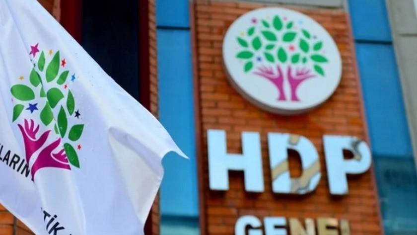 HDP iddianamesinde çarpıcı detaylar ortaya çıktı!