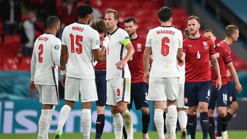 Çekya'yı 1-0 yenen İngiltere namağlup bir üst tura yükseldi