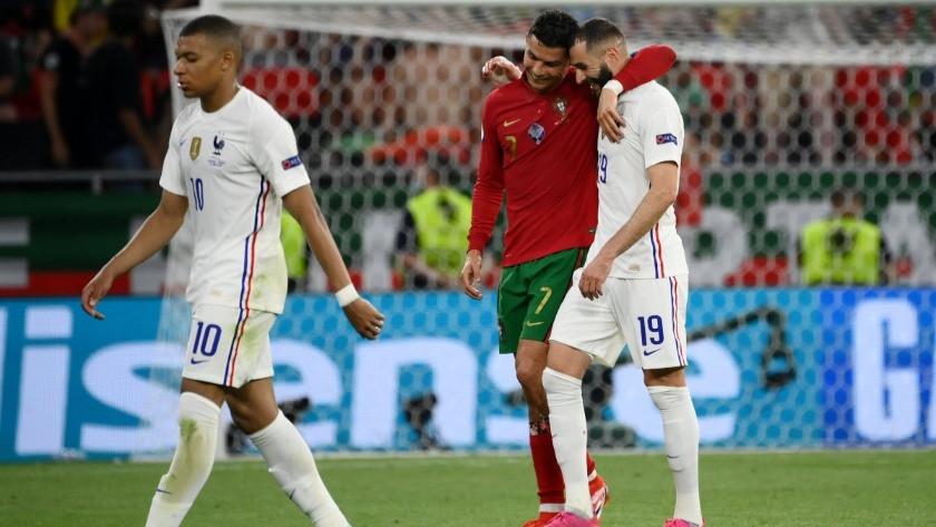 Fransa, İsviçre'yle eşleşirken Portekiz'in rakibi ise Belçika oldu