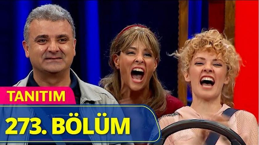 Güldür Güldür Show 273.Bölüm Fragmanı izle