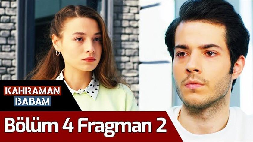 Kahraman Babam 4.Bölüm 2. Fragmanı izle