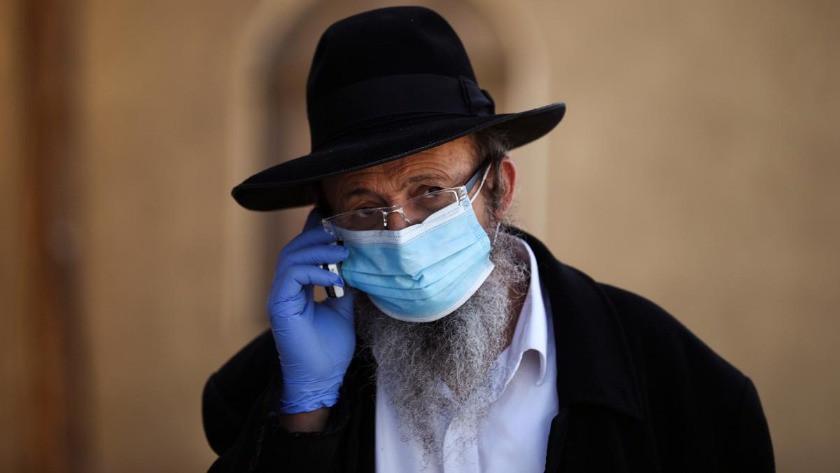 İsrail'de maske takma zorunluluğu