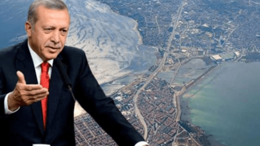 Kanal İstanbul töreninde Cumhurbaşkanı Erdoğan'ın konuşmaları