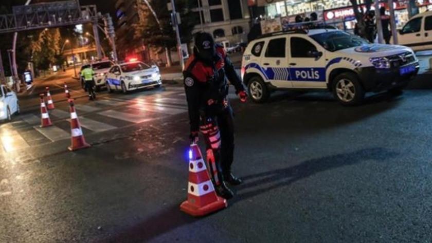 Türkiye genelinde son kez uygulanan sokağa çıkma kısıtlaması başladı