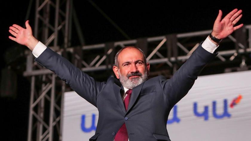Ermenistan Seçim Komisyonu resmi sonuçları açıkladı
