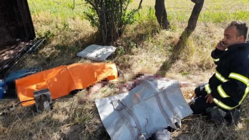 Burdur'da patpat faciası! Baba ve kızı hayatını kaybetti
