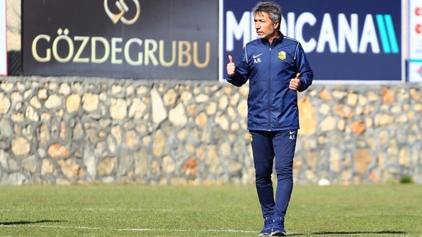 Yeni Malatyaspor'da sportif direktör Ali Ravcı ile yollar ayrıldı!