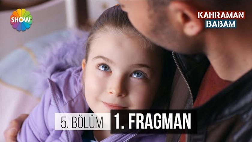 Kahraman Babam 5.Bölüm Fragmanı izle