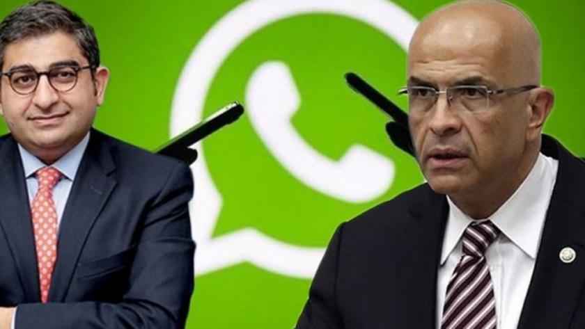 """""""Sezgin Baran Korkmaz istediği kişilerin Whatsapp'ını görüyordu"""""""