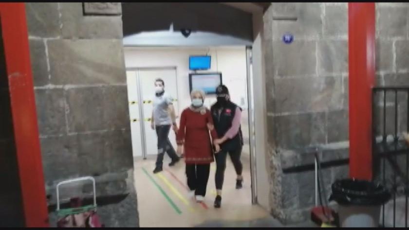 FETÖ elebaşı Fetullah Gülen'in yeğeni Munise Gülen yakalandı!