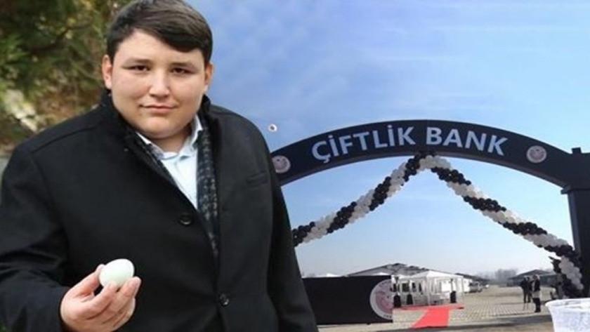 Tosuncuk lakaplı Çiftlik Bank CEO'su Mehmet Aydın'dan yeni hamle!