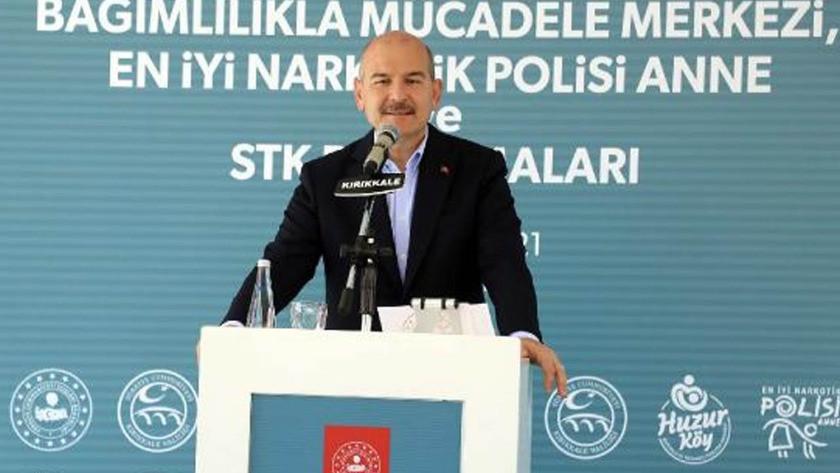 Süleyman Soylu: Ana vatanı Türkiye değildir