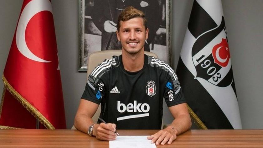 Salih Uçan resmen Beşiktaş'ta !