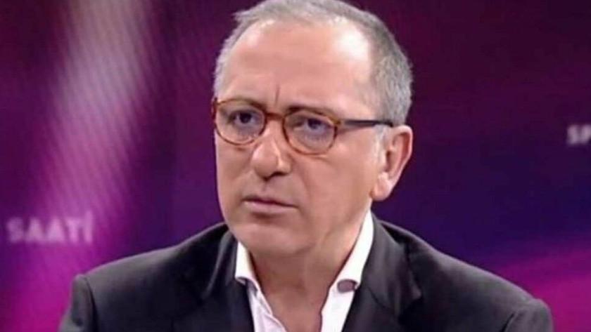 """Fatih Altaylı: """"En hafif tabiriyle terbiyesizliktir"""""""
