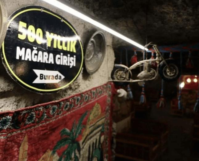 Gaziantep'teki 500 yıllık mağarada dışarısı 45 derece içerisi 10 derece! - Sayfa 2