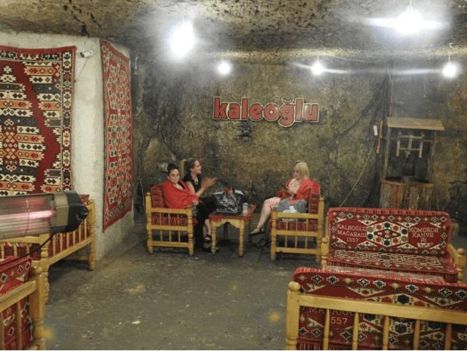 Gaziantep'teki 500 yıllık mağarada dışarısı 45 derece içerisi 10 derece! - Sayfa 3
