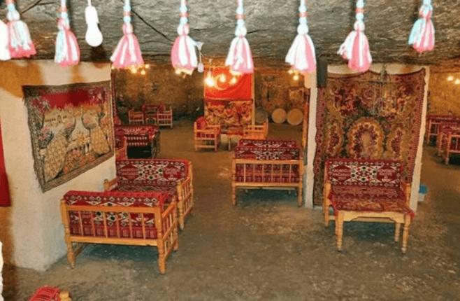 Gaziantep'teki 500 yıllık mağarada dışarısı 45 derece içerisi 10 derece! - Sayfa 1