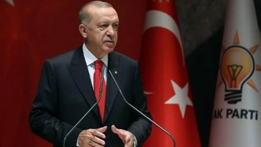 Cumhurbaşkanı Erdoğan: Altınlarımızı getirdik ekonomimizi güçlendirdik