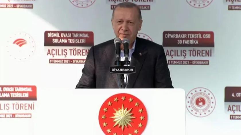 Cumhurbaşkanı Erdoğan'dan çözüm süreci açıklaması: Biz sonlandırmadık!