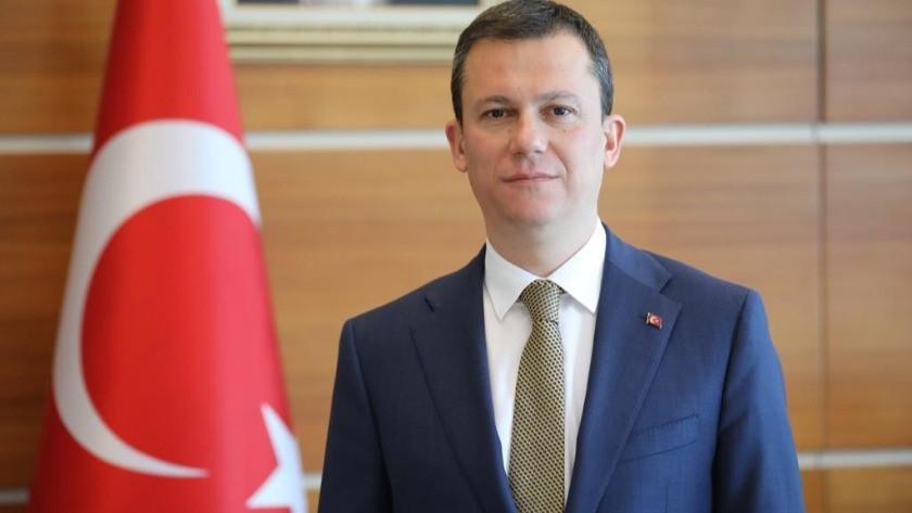 AK Partili Fatih Şahin'den kuru peyzaj uygulamasına tepki