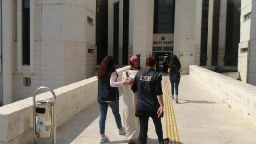 FETÖ'den aranan kadın Balıkesir'de yakalandı