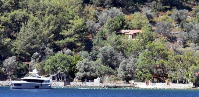 Ünlü komedyenin villasının bulunduğu koya inceleme! Kaçak iskele... - Sayfa 3