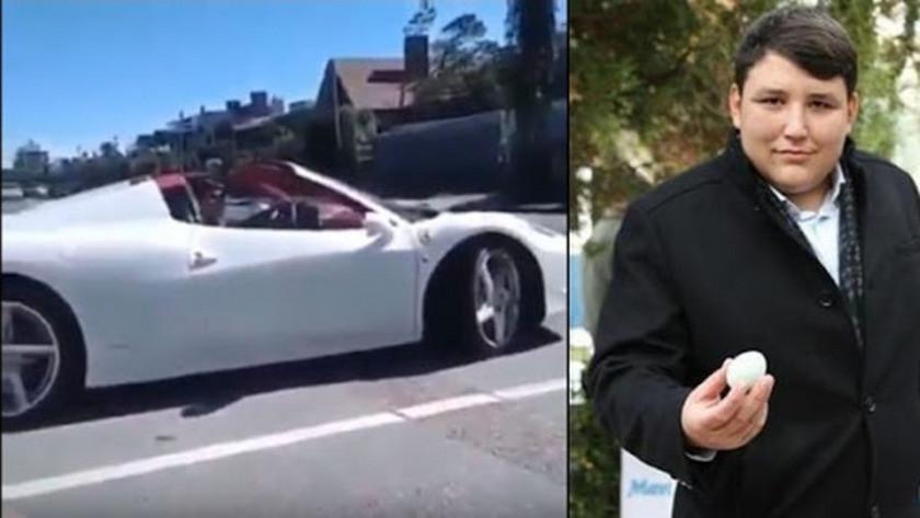Tosuncuk Mehmet Aydın ve abisinin başını Ferrari merakı yaktı!