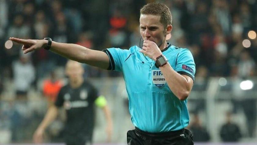PSV - Galatasaray maçının hakemi belli oldu!