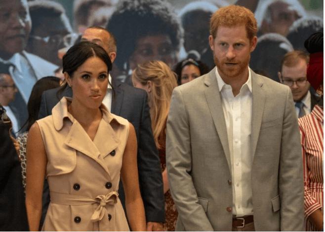 Prens Harry ve Meghan Markle çiftine çevre ödülü verildi! - Sayfa 3