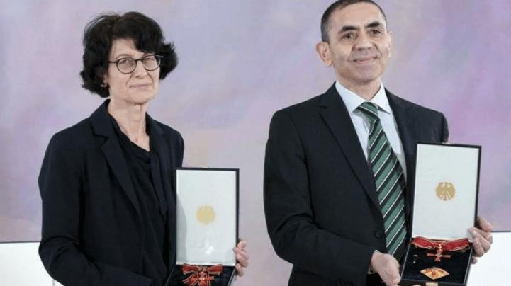 Prof. Dr. Uğur Şahin ve Dr. Özlem Türeci: Aşının yeni versiyonu 100 günde hazır! - Sayfa 2