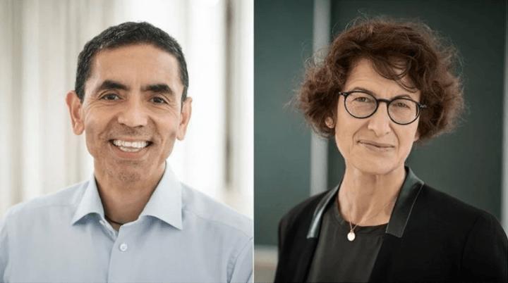 Prof. Dr. Uğur Şahin ve Dr. Özlem Türeci: Aşının yeni versiyonu 100 günde hazır! - Sayfa 1