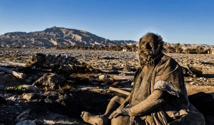 İnanılmaz şekildeki yaşam tercihi! 65 yıldır yıkanmayan adam: Amoo Hadji - Sayfa 2