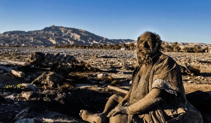 İnanılmaz şekildeki yaşam tercihi! 65 yıldır yıkanmayan adam: Amoo Hadji - Sayfa 3