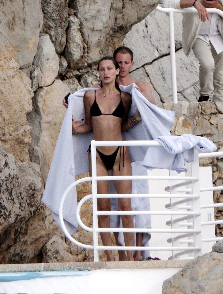 Bella Hadid yeni sevgilisiyle böyle görüntülendi! - Sayfa 3