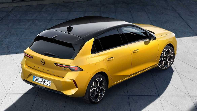 Opel Astra 2021 tanıtıldı: İşte öne çıkan özellikleri - Sayfa 4