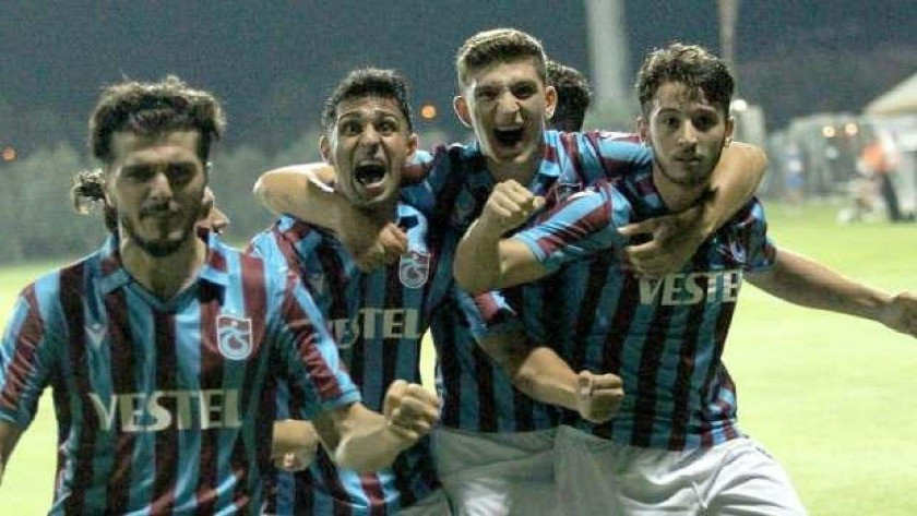 U19 Gelişim Süper Ligi'nde şampiyon Trabzonspor!