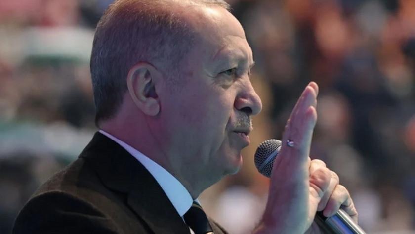 Erdoğan Kıbrıs'ta üç sürpriz yapacağını böyle duyurdu !