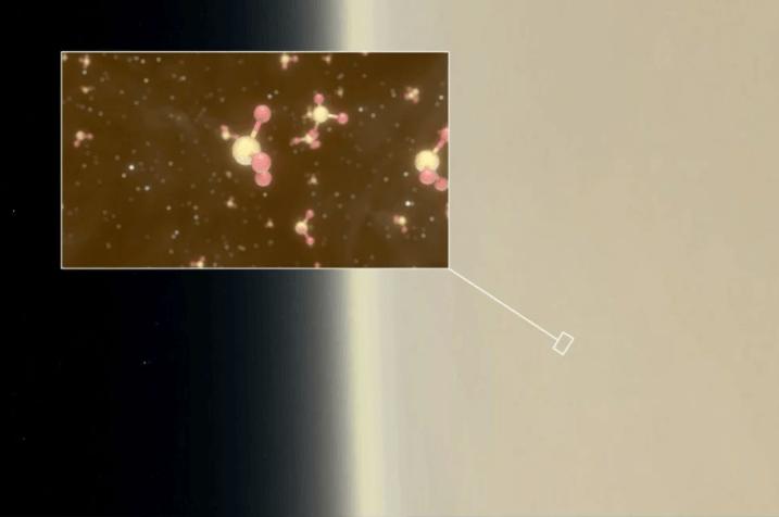 Venüs'te bulunan fosfin gazı Dünya dışı yaşamın göstergesi mi? - Sayfa 1