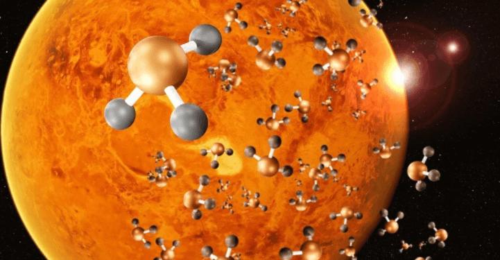 Venüs'te bulunan fosfin gazı Dünya dışı yaşamın göstergesi mi? - Sayfa 3