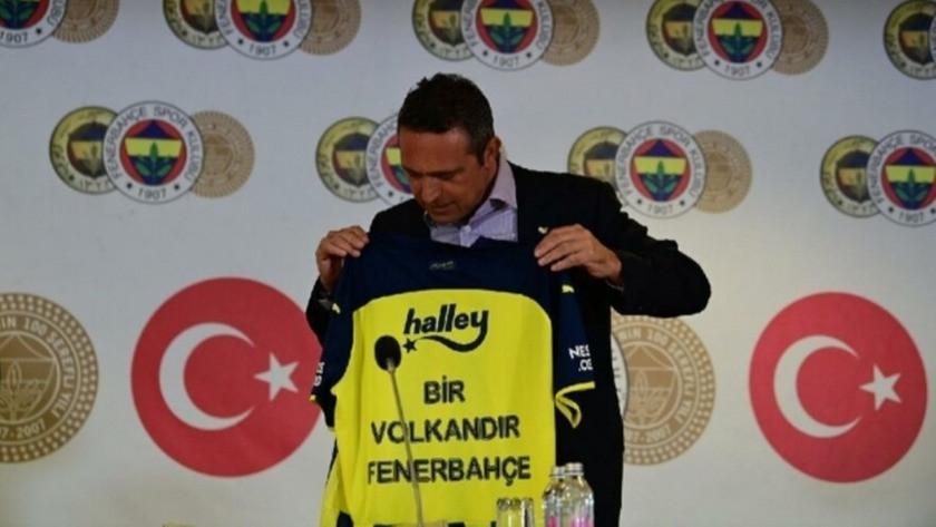 Fenerbahçe'de flaş ayrılık! Ali Koç açıkladı...