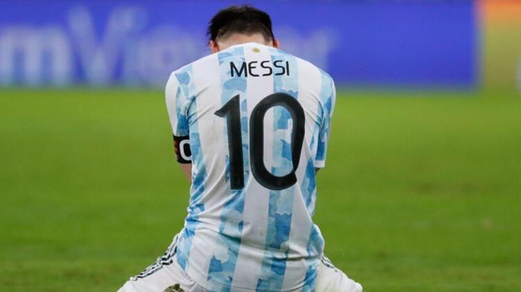 Copa America kaldıran Lionel Messi ile 5 yıllık anlaşma yapıldı! - Sayfa 2