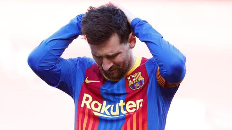 Copa America kaldıran Lionel Messi ile 5 yıllık anlaşma yapıldı! - Sayfa 4