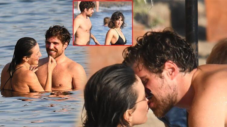 40 yaşındaki Nihal Yalçın genç sevgilisiyle ilk kez öpüşürken görüntülendi! - Sayfa 1