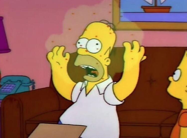 Simpsonlar dizisindeki bir sahne daha gerçek oldu! Dünya şokta! - Sayfa 2
