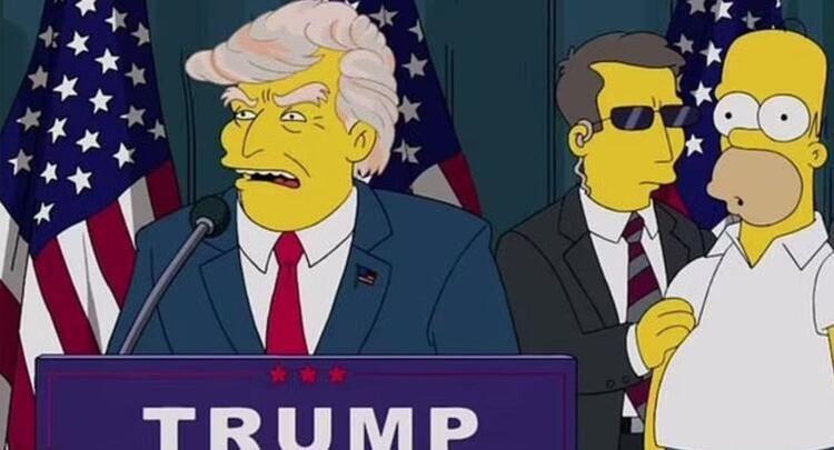 Simpsonlar dizisindeki bir sahne daha gerçek oldu! Dünya şokta! - Sayfa 3