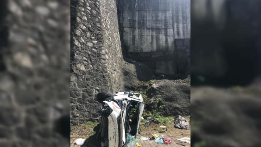 Artvin'de korkunç trafik kazası: 1 ölü, 4 yaralı